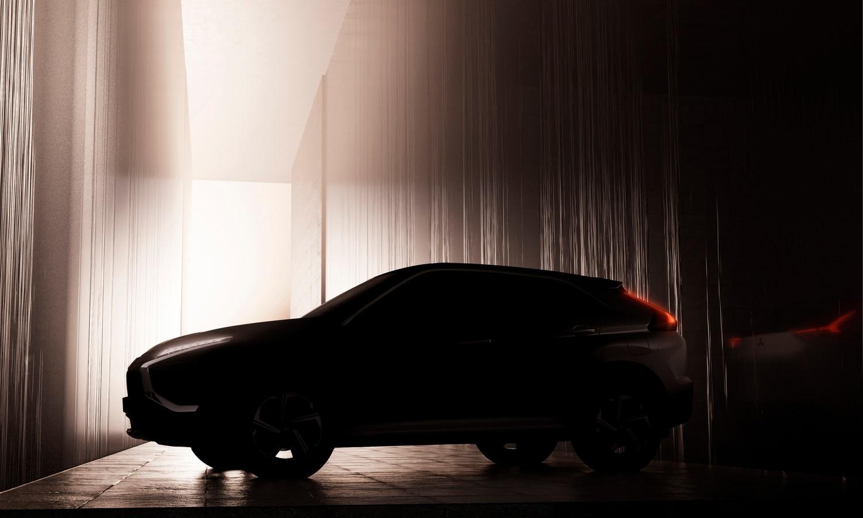 Mitsubishi Eclipse Cross 2021 teaser