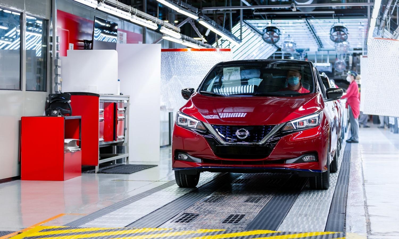 Nissan Leaf - Sector del automóvil