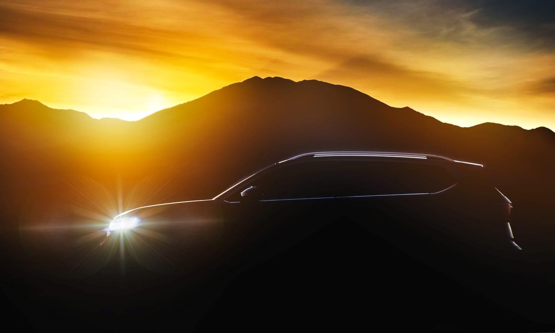 Volkswagen Taos teaser
