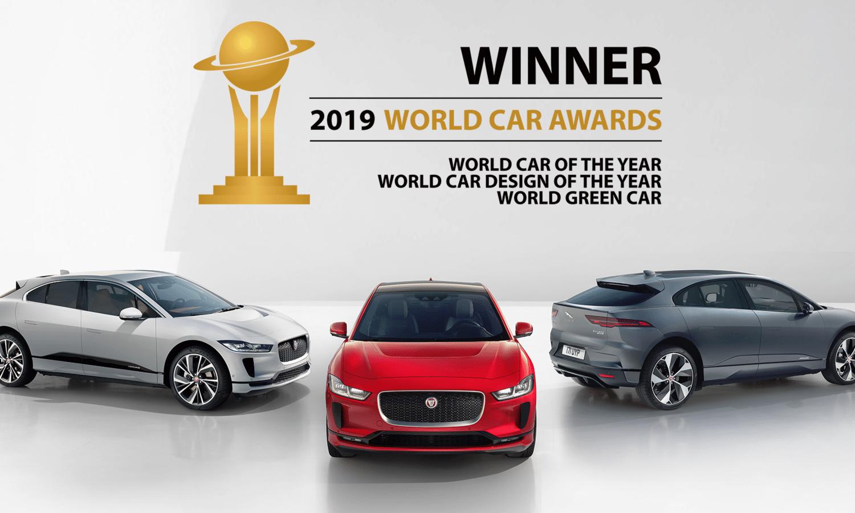 World Car Awards Jaguar I-Pace 2019