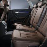 Audi Q5 Sportback plazas traseras