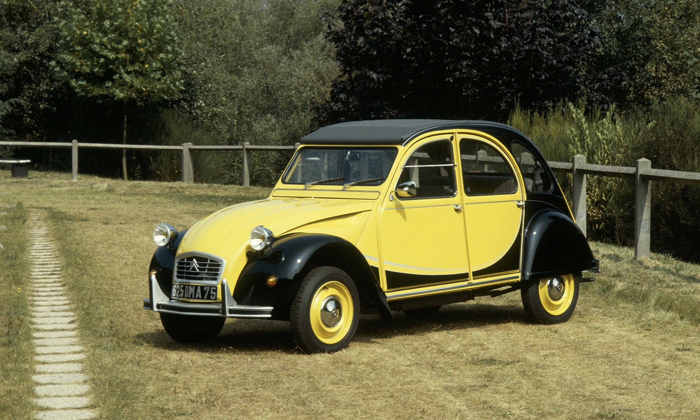 Citroën 2 CV Charlestone