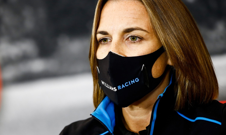 Claire Williams, F1