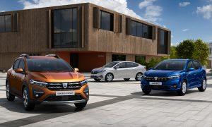 Dacia Logan, Sandero y Sandero Stepway 2021