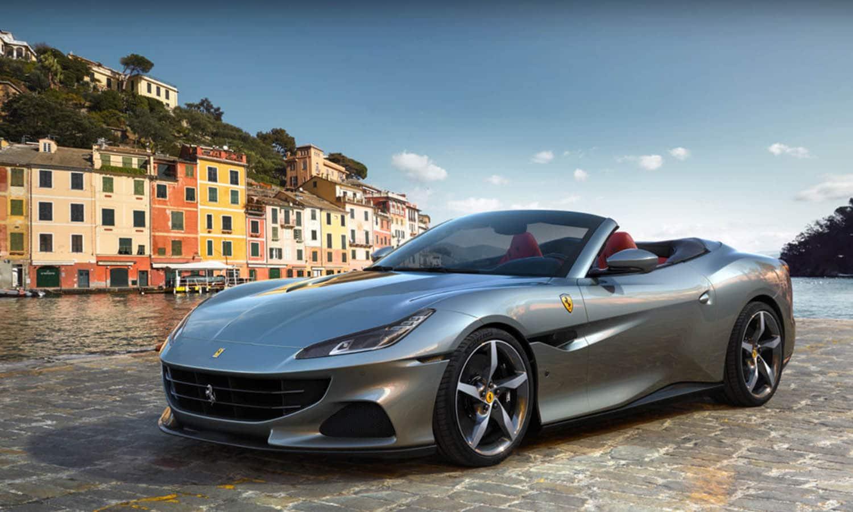 Ferrari Portofino M perfil