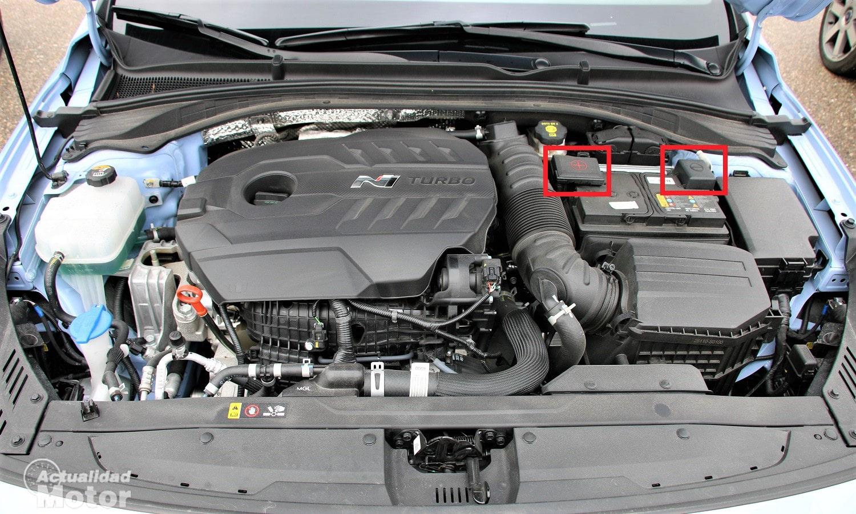 Comprobar la batería del coche y el alternador