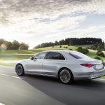 Mercedes Clase S W223 dinámica