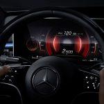 Mercedes Clase S dirección