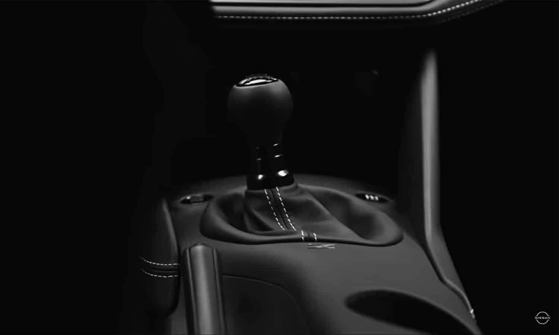 Nissan Z Proto cambio manual
