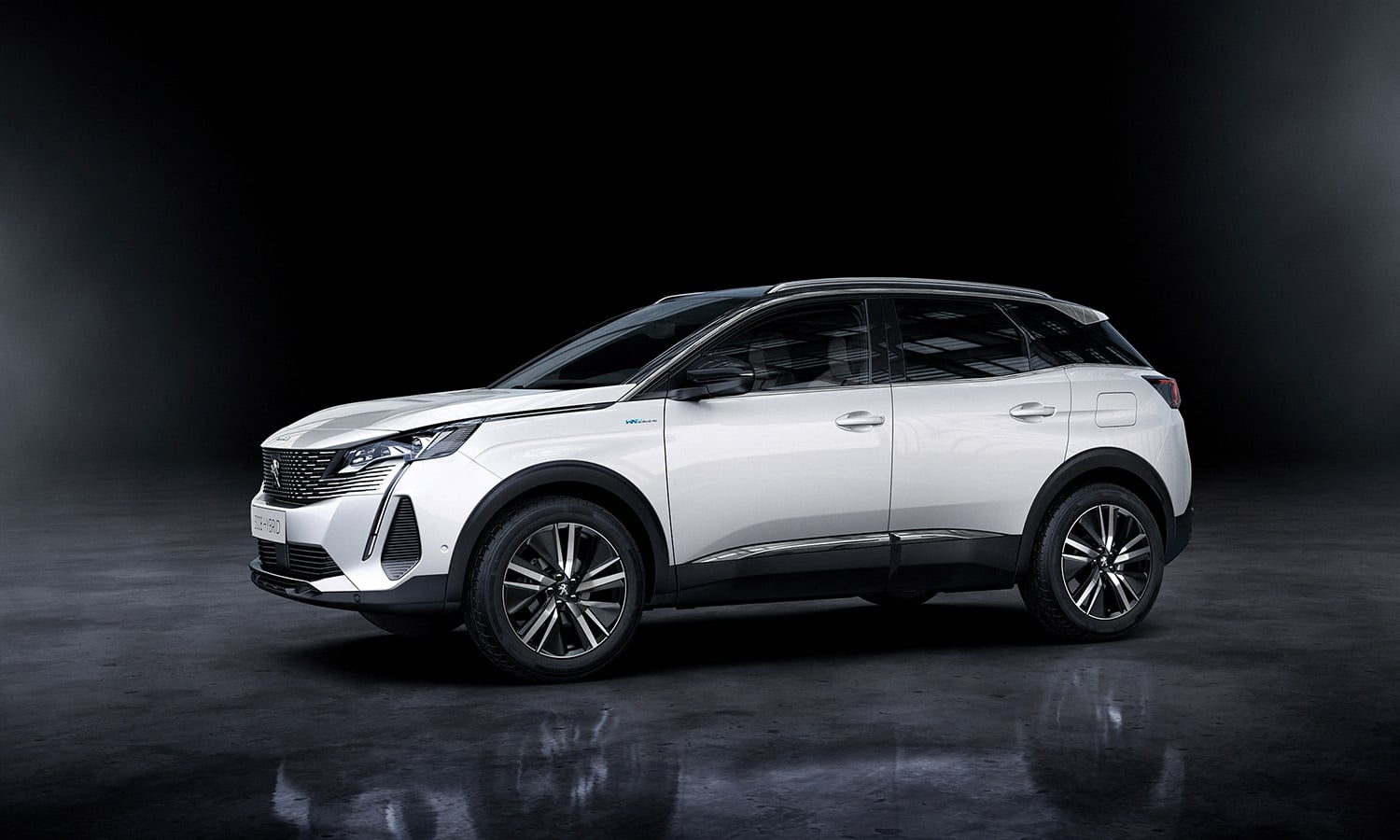 Peugeot 3008 lateral