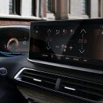 Peugeot 3008 pantalla central