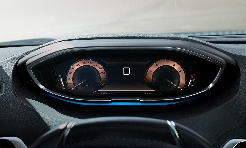 Peugeot 3008 cuadro de instrumentos 12,3 pulgadas