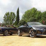 Prueba Lexus LC 500 Cabrio