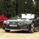 Perfil Lexus LC