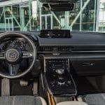 Prueba Mazda MX-30 interior