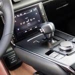 Prueba Mazda MX-30 consola central