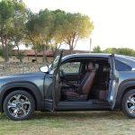 Prueba Mazda MX-30 puertas