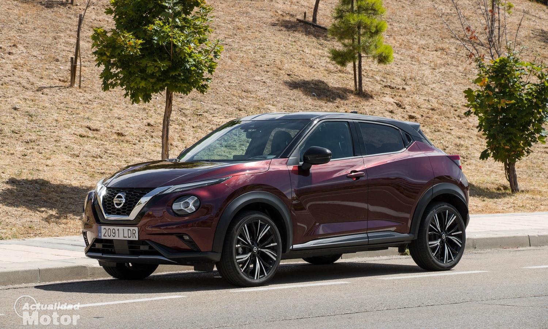 Nissan Juke color bitono