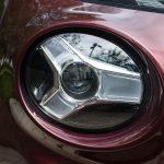 Faros redondos del Nissan Juke 2020