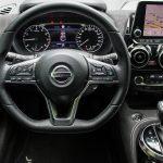 Puesto de conducción del Nissan Juke