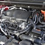 Prueba Suzuki Across motor PHEV