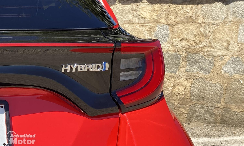 Luz trasera Toyota Yaris