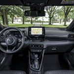 Prueba Toyota Yaris 120H diseño interior