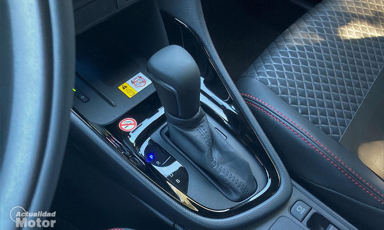 Cambio automático e-CVT