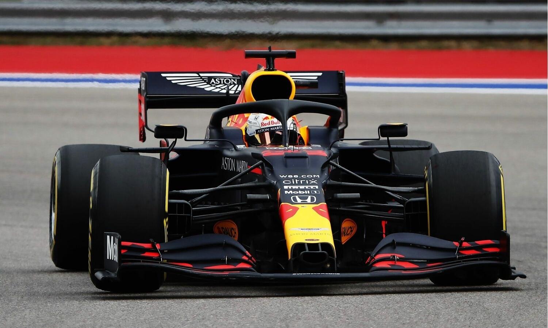Red Bull, Max Verstappen F1