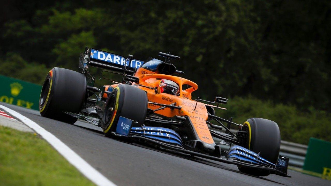 Sainz, McLaren MCL35 GP de Italia F1 2020
