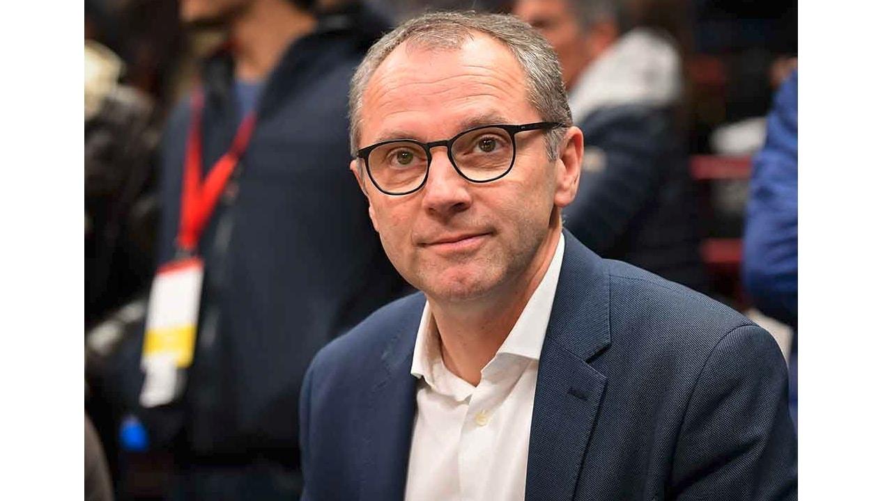 Stefano Domenicali F1