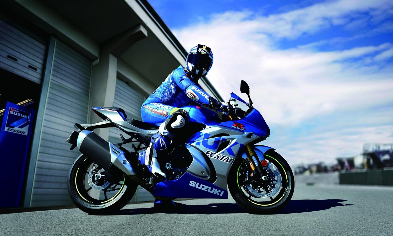 Suzuki GSX-R1000R Edición especial
