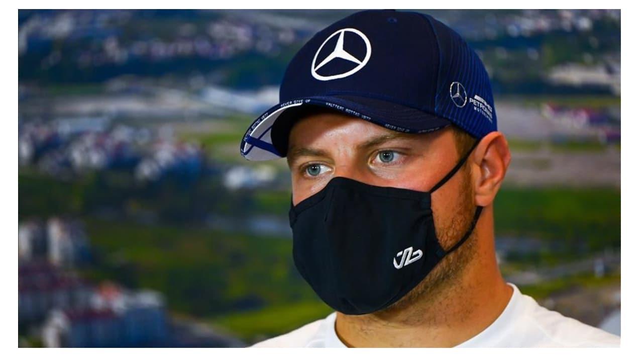 Valtteri Bottas, F1 Mercedes