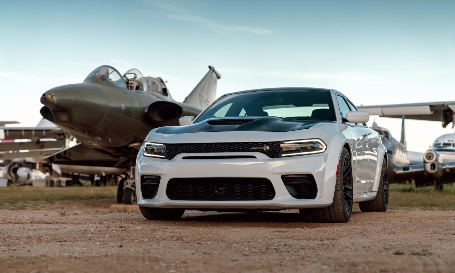 Dodge Charger 2021 - Grupo FCA