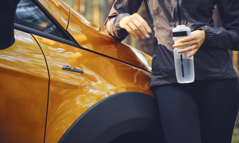 Ford EcoSport Active teaser 2020