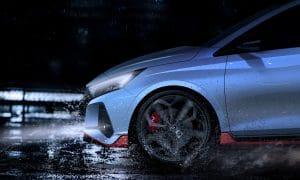 Hyundai i20 N 2021 teaser