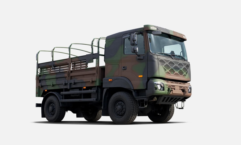 Kia Motors Military Vehicles 2024 teaser