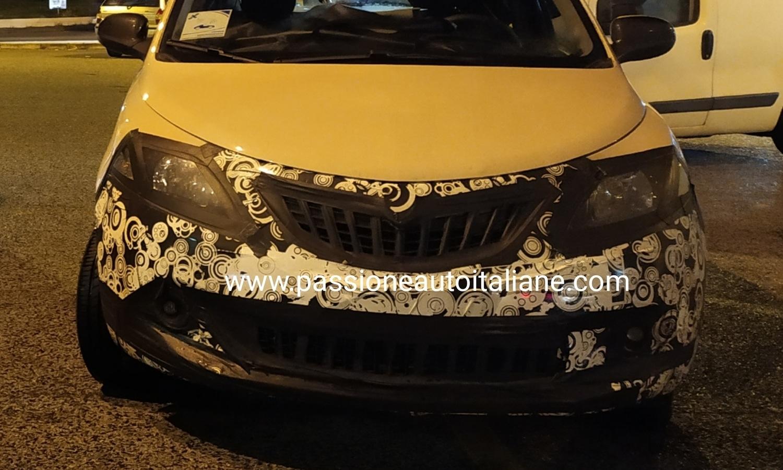 Lancia Ypsilon restyling MY2021