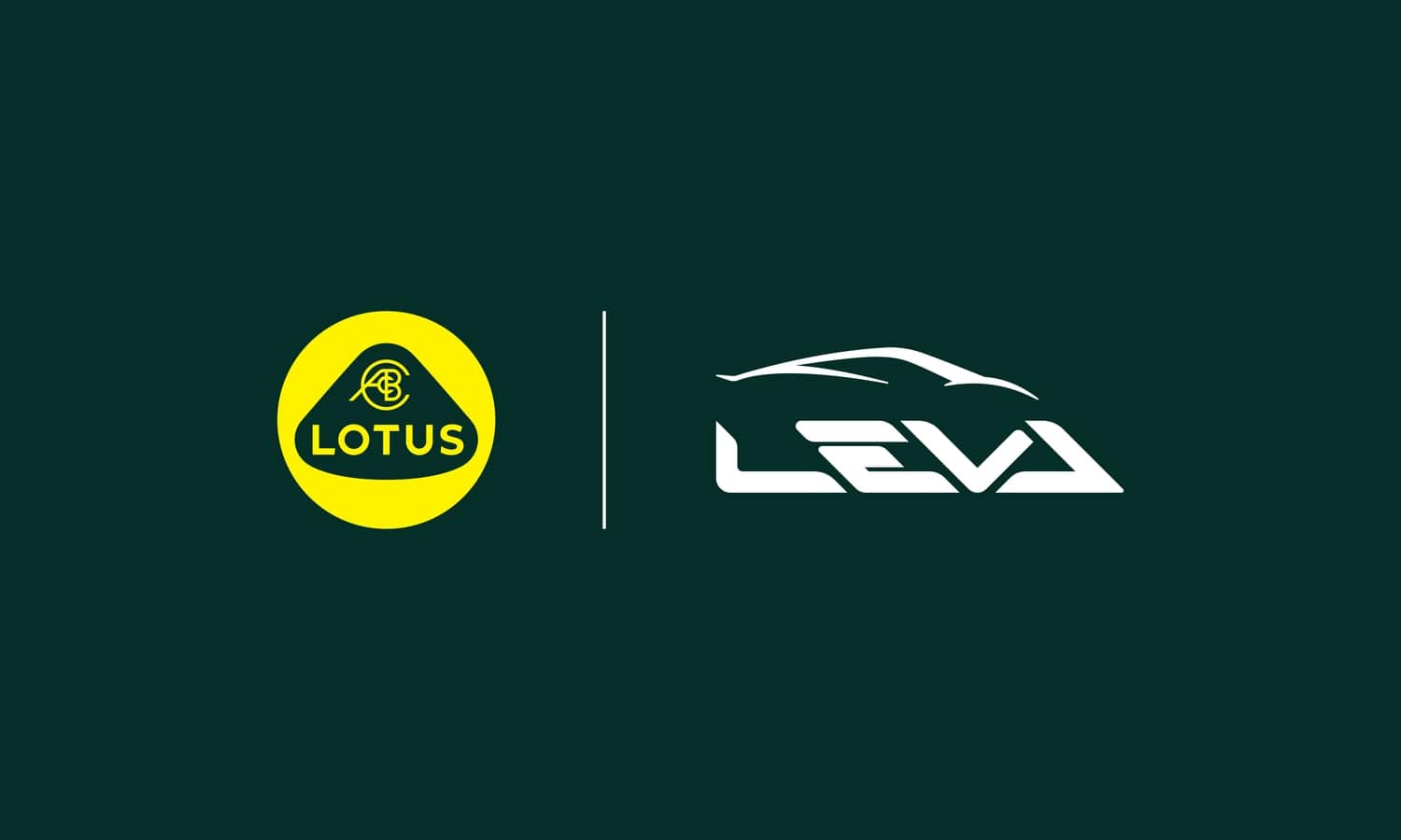 Lotus Cars - Lightweight Electric Vehicle Architecture (LEVA) logos
