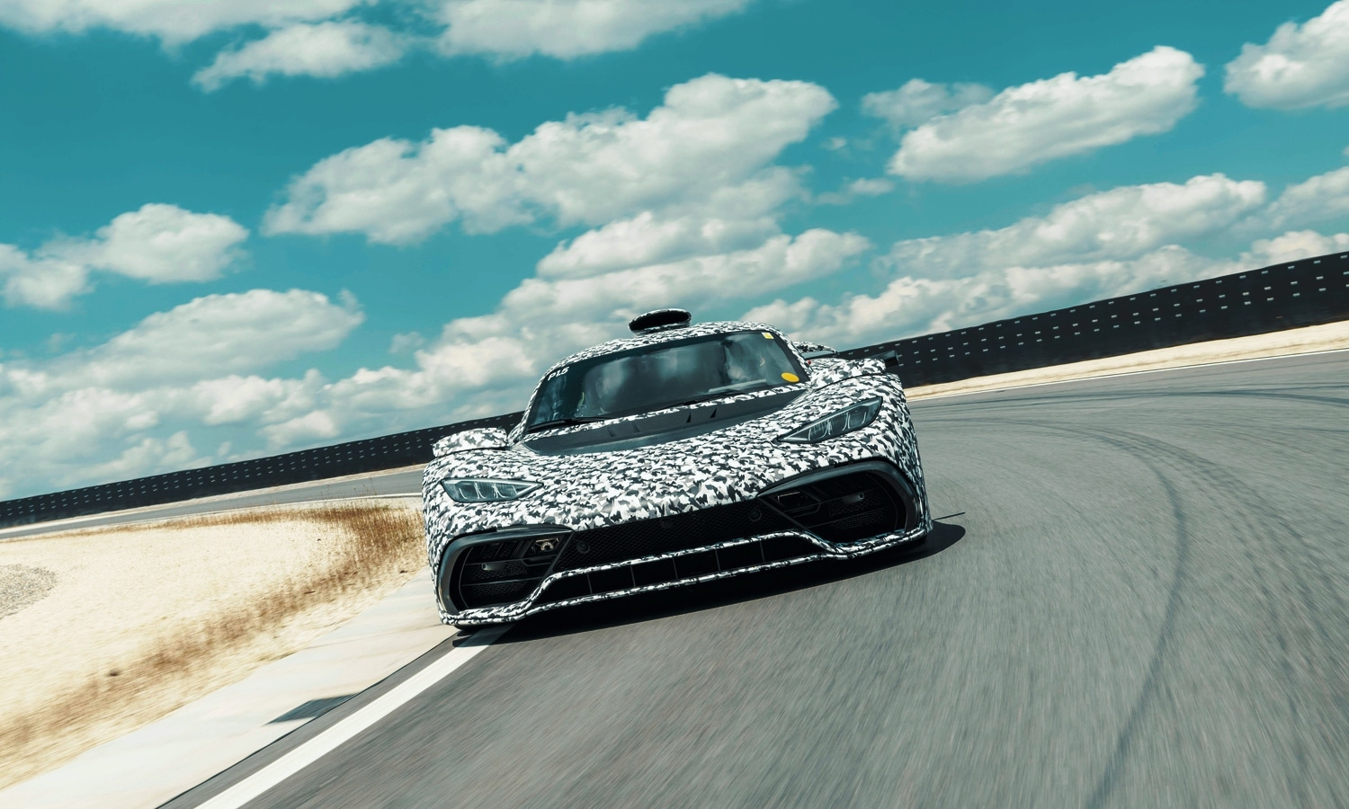 Mercedes-AMG Project ONE 2020