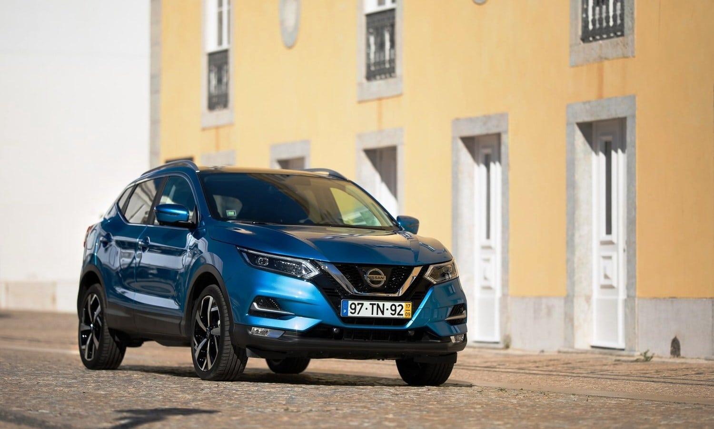 Nissan Qashqai V Crossover Domination