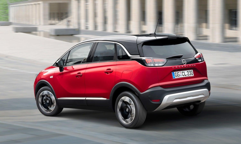 Opel Crossland MY2021
