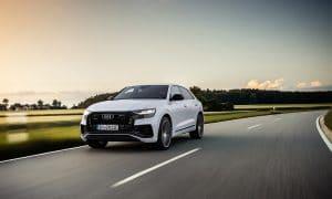 Audi Q8 TFSIe PHEV dinámica