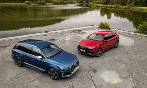 Audi SQ7 y Audi SQ8