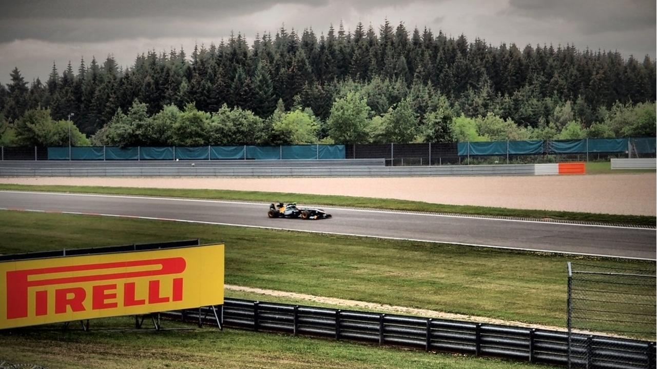 GP Eifel F1 2020