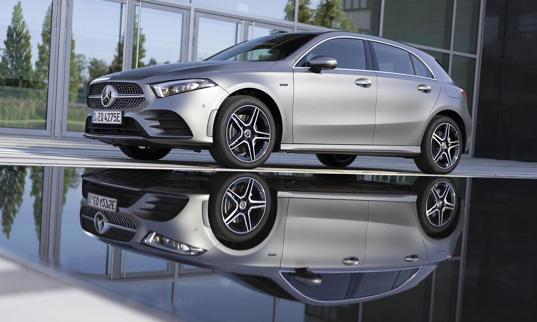 Prueba Mercedes-Benz Clase A híbrido enchufable