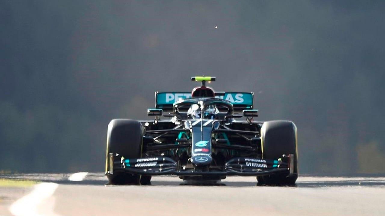 GP de Eifel Mercedes F1 2020