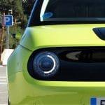 Honda e faro de LED