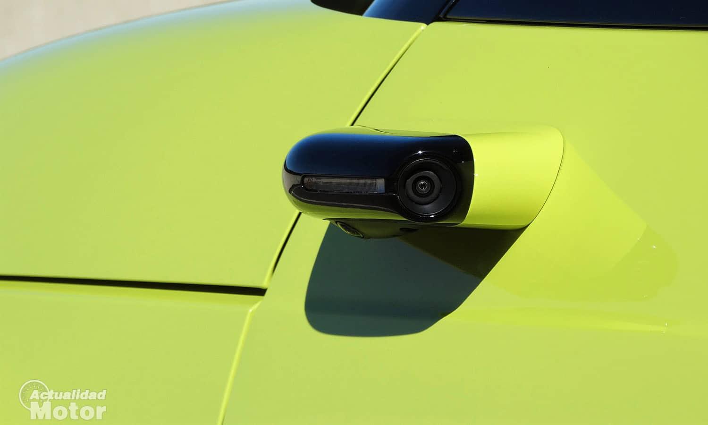 Cámara retrovisor exterior Honda e