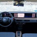 Interior pantallas Honda e